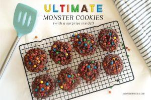 Ultimate Monster Cookies