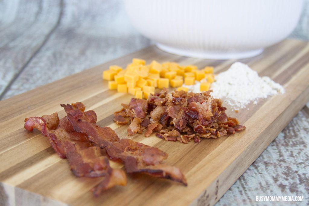 Bacon Ranch Popcorn