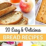 easy and delicious bread recipes
