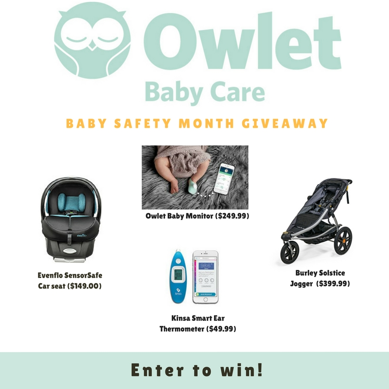 Owlet Baby Care Giveaway