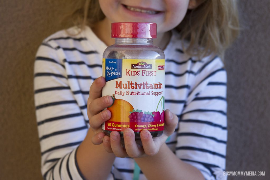 Naturemade vitamins for kids