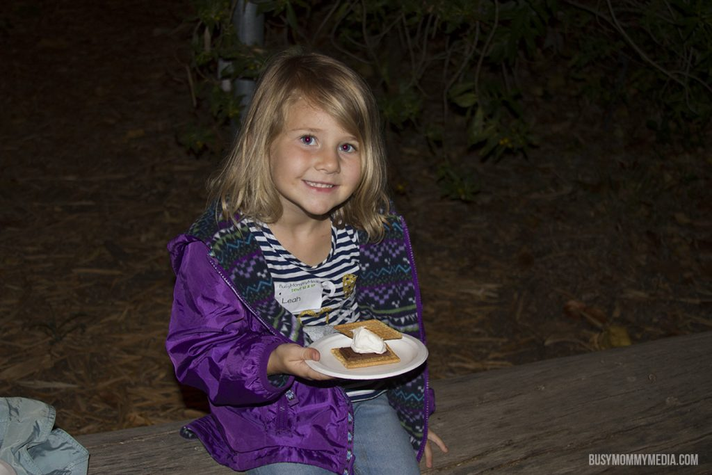 Camping at the San Diego Zoo