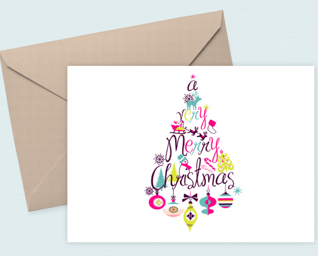 Printable Christmas Card.Free Download Simplify Your Holiday With These Printable