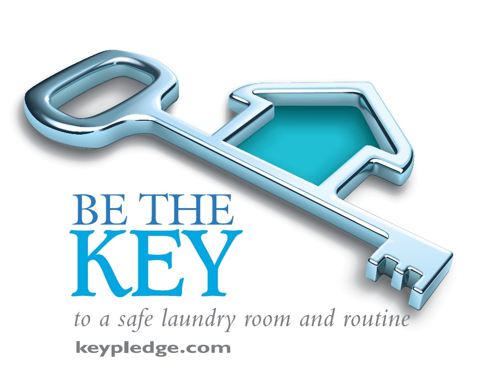 Be the Key - Safe Laundry Pledge
