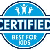 Certified Best for Kids