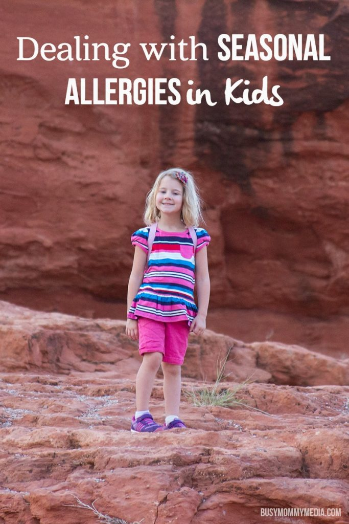 Dealing with Seasonal Allergies in Kids