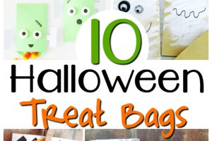 10 of the Best Halloween Treat Bags