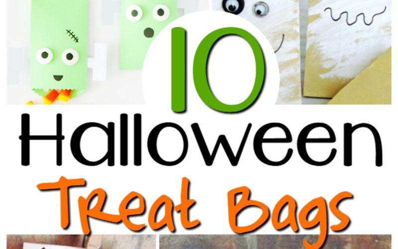 10 of the Best Halloween Treat Bags