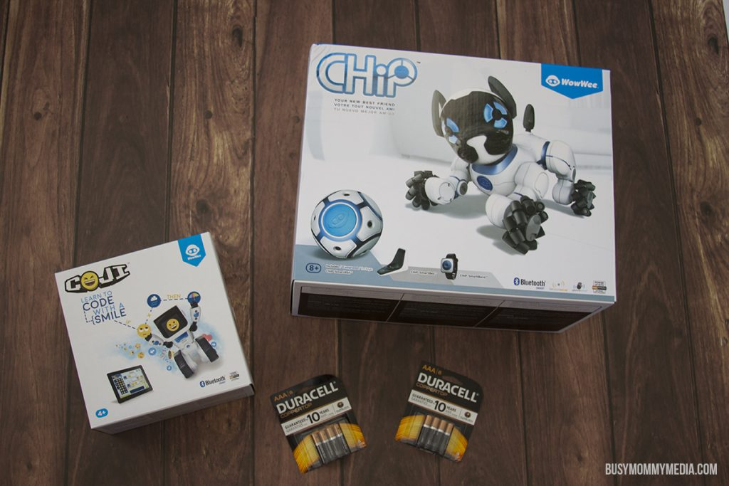 new Toys from WowWee