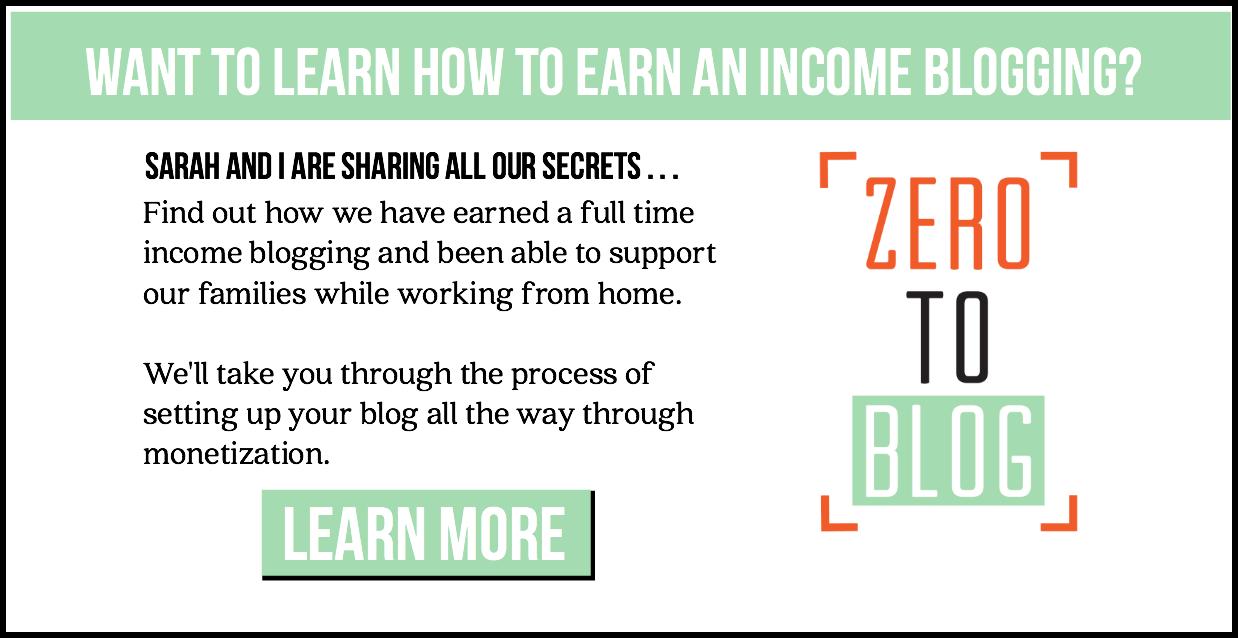 Zero to Blog Blogging Course