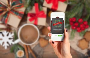 Free Digital Invitations for Busy Moms Planning Holiday Parties