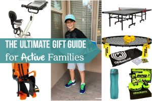The Ultimate Gift Guide for Active Families