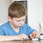 Boy with Diabetes