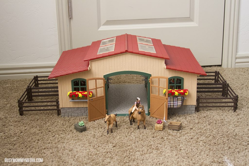 Holiday Toy Review Farm World From Schleich