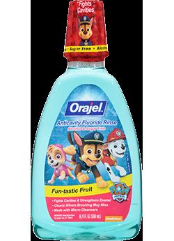 Paw Patrol Rinse from Orajel