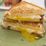 Egg Grilled Cheese