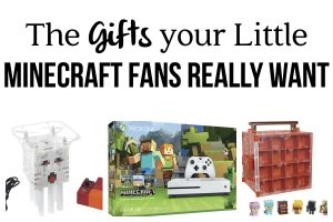 The Gifts your Little Minecraft Fans Really Want