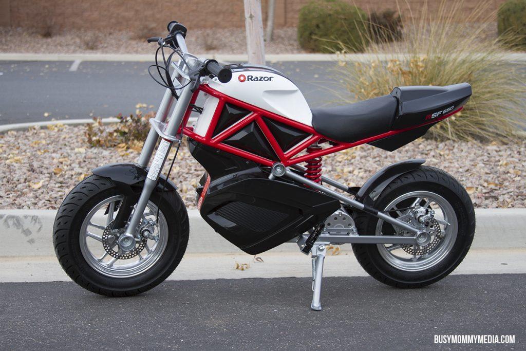Razor bike