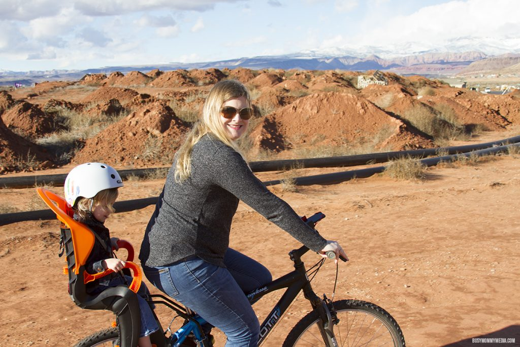Biking with your kids