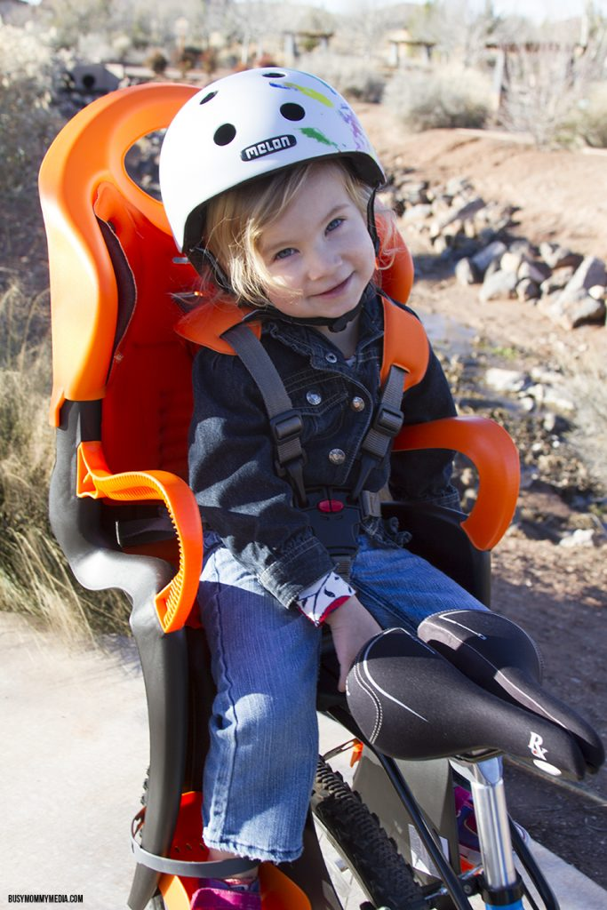 mammacangura Tiger bike seat