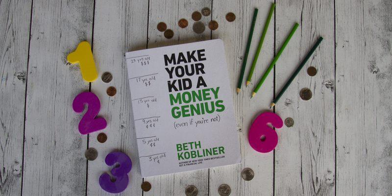 Make your Kid a Money Genius Book