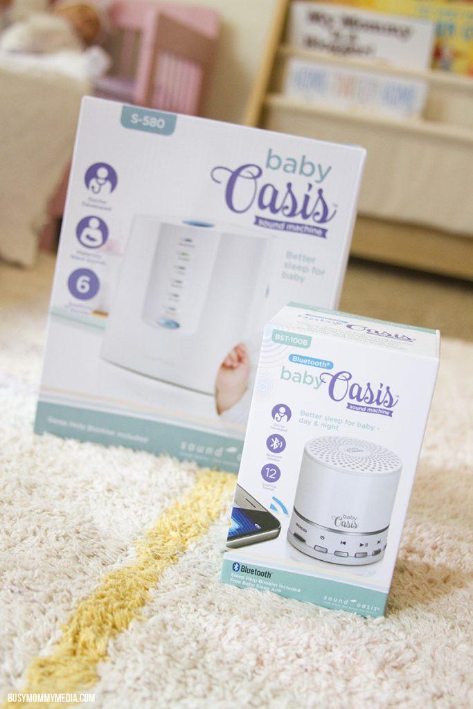 Baby Oasis White Noise Machine