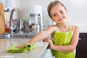 How to Get your Kids to Do Chores (without a fight)