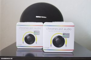 Simplify your Home Audio with Chromecast Audio