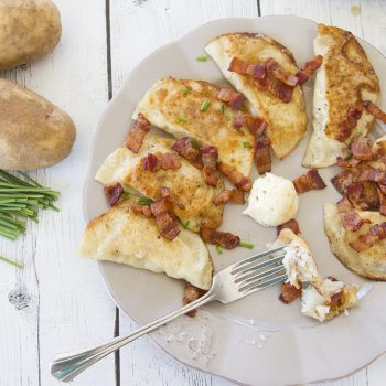 Breakfast Pierogis