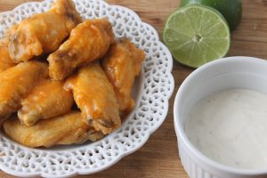 Mango Habanero Wings Recipe