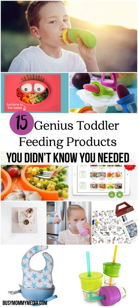 15 Genius Toddler Feeding Products You Didn't Know you Needed