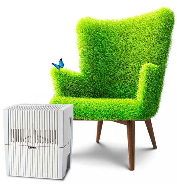 Venta Airwasher | The air purifier and humidifier that does it all!