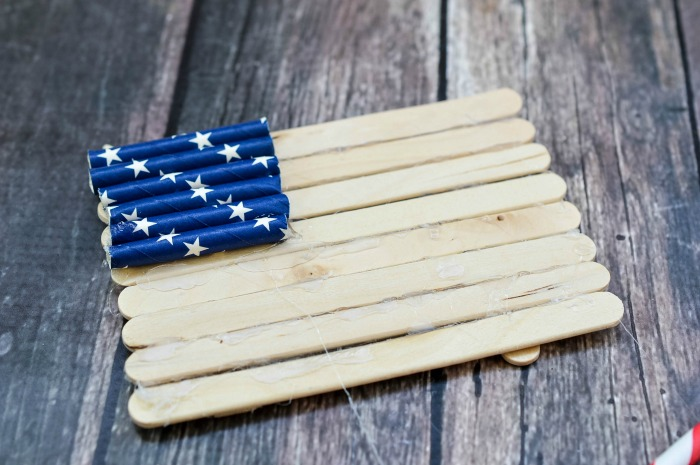 Flag Craft for 4th of July