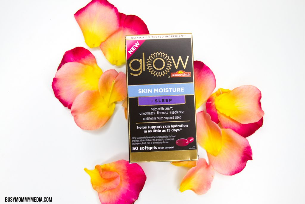 with Glow by Nature Made®