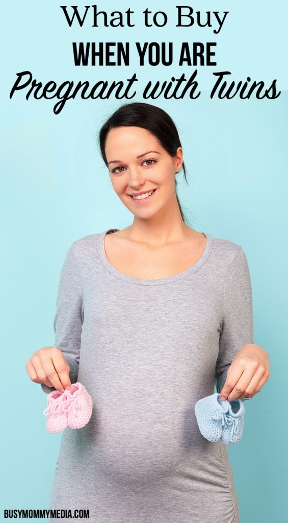 What to buy when you are pregnant with twins | great tips from a twin mom who has been there.