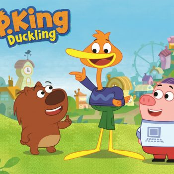 P. King Duckling on Disney Junior