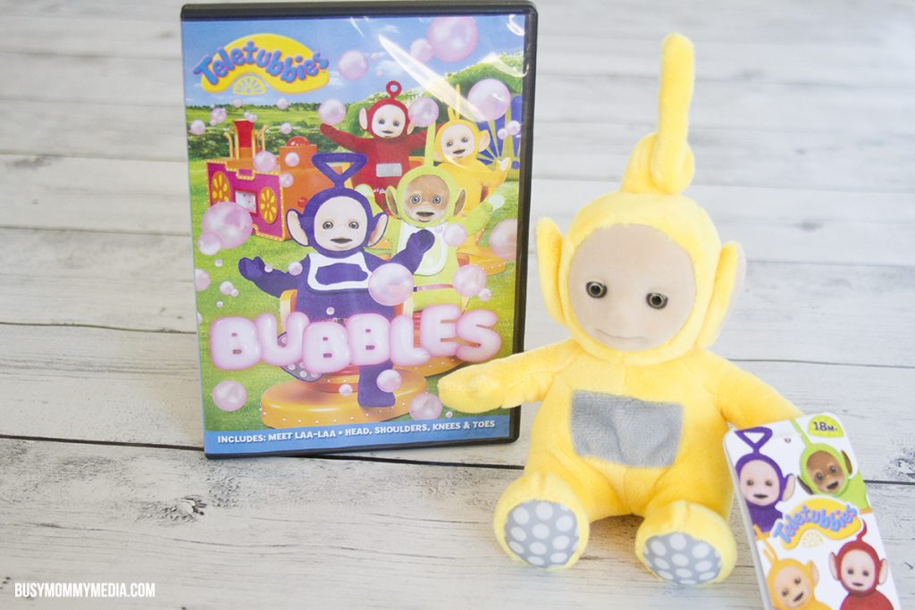 Teletubbies Bubble DVD Release