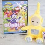 Teletubbies Bubble DVD Release