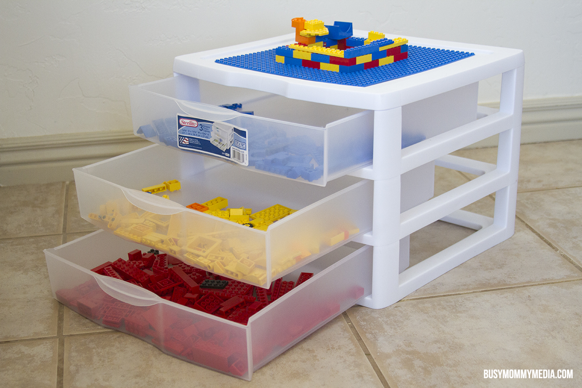 Easy diy lego table for Table design lego