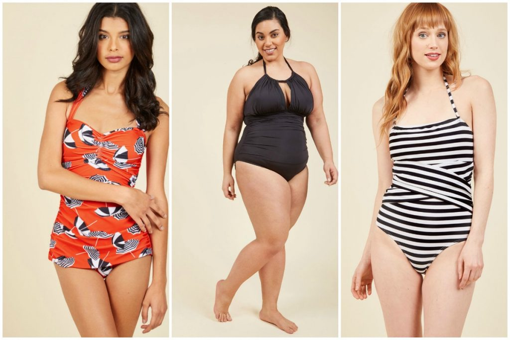 Modest Swimsuits for Moms