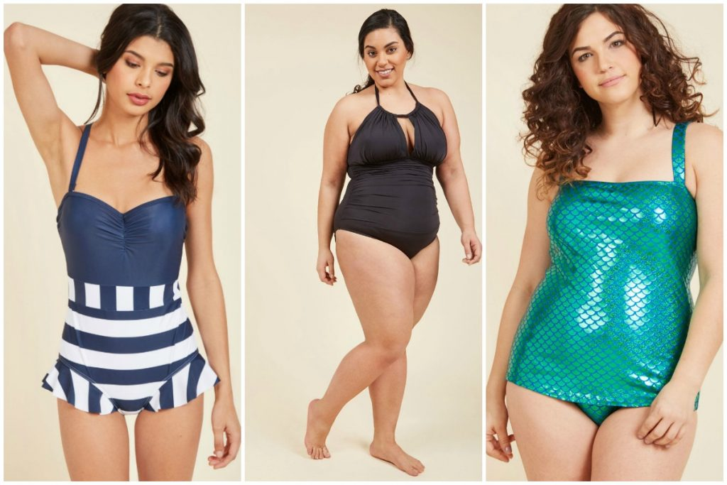 Best Modest Swimsuits for Moms