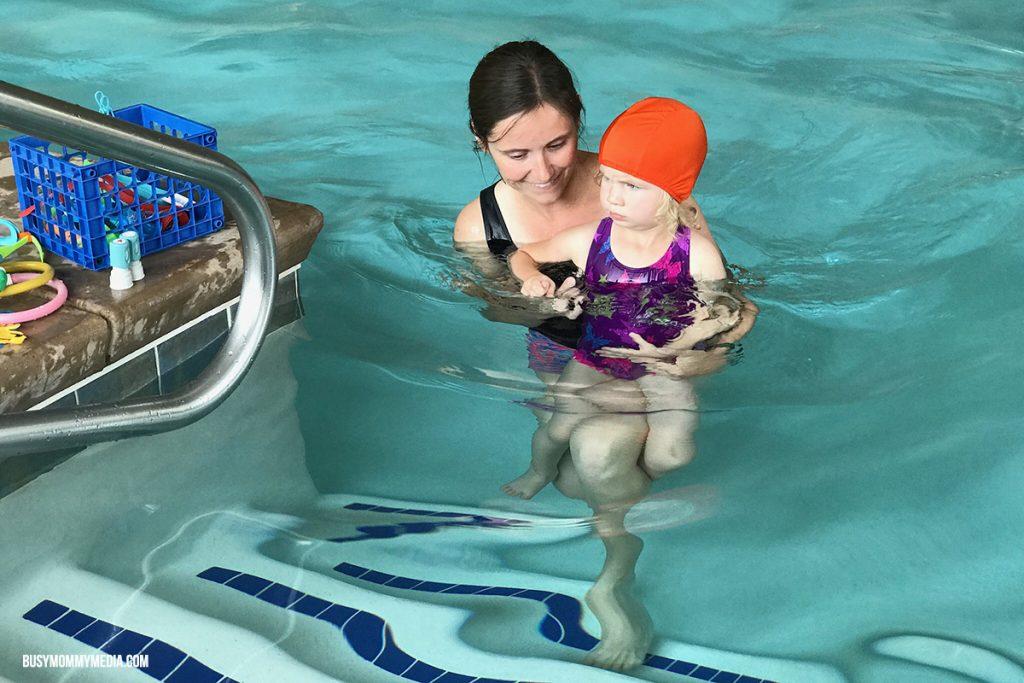 Survival Swimming with Swim Kids Utah