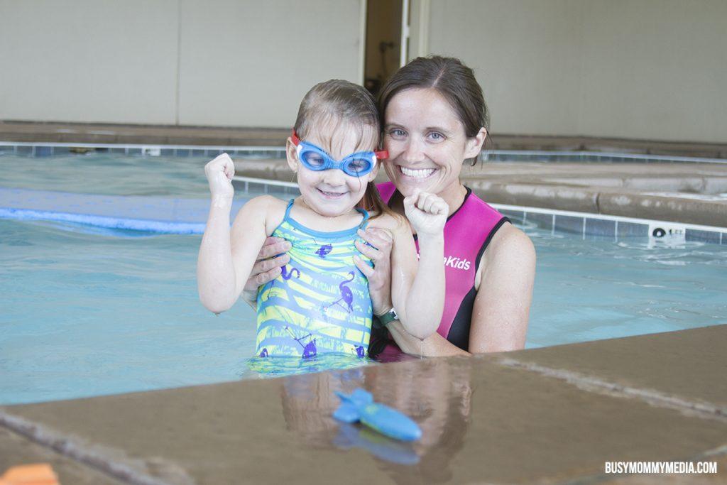 Swim Kids in St. George