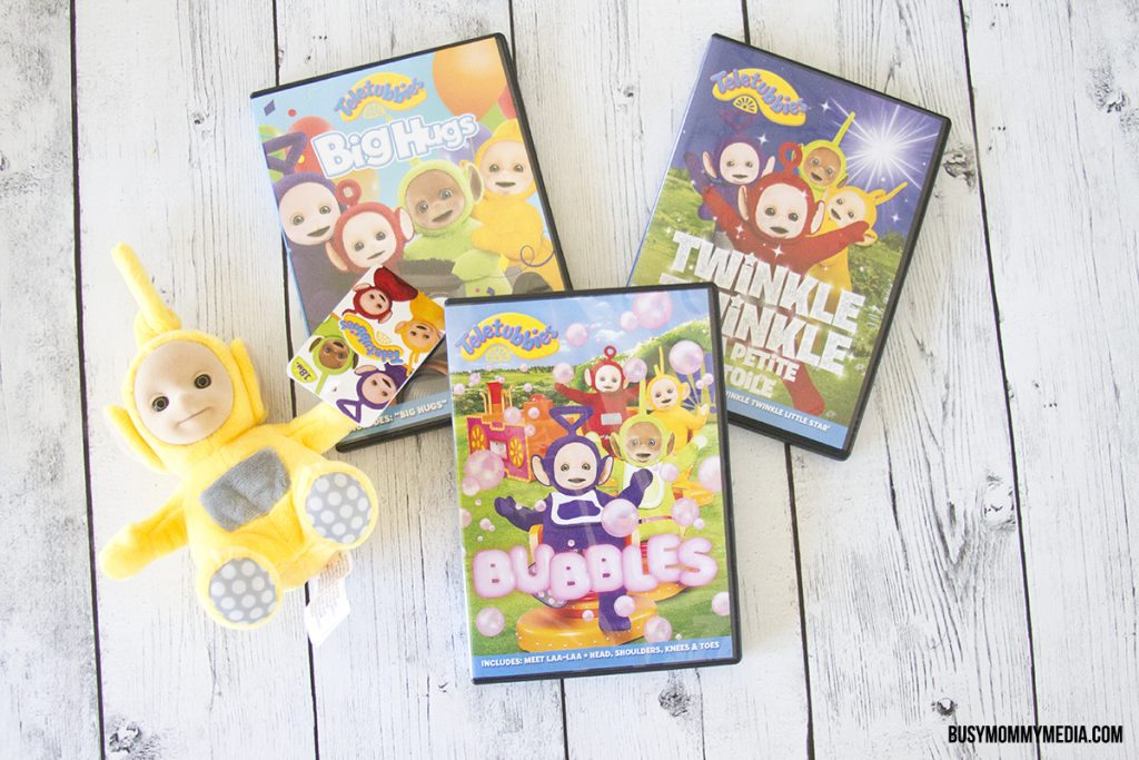 Teletubbies Bubbles prize pack