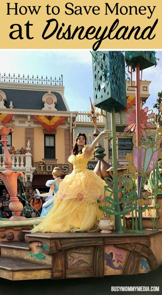 How to Save Money at Disneyland | Tips and tricks for doing Disneyland on a budget