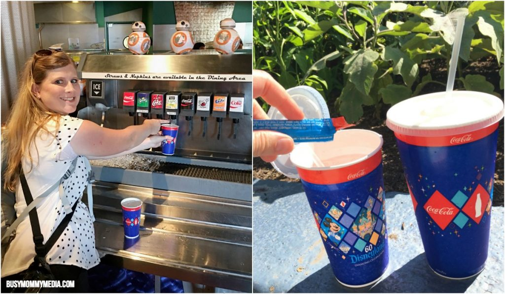 Save Money on drinks at Disneyland