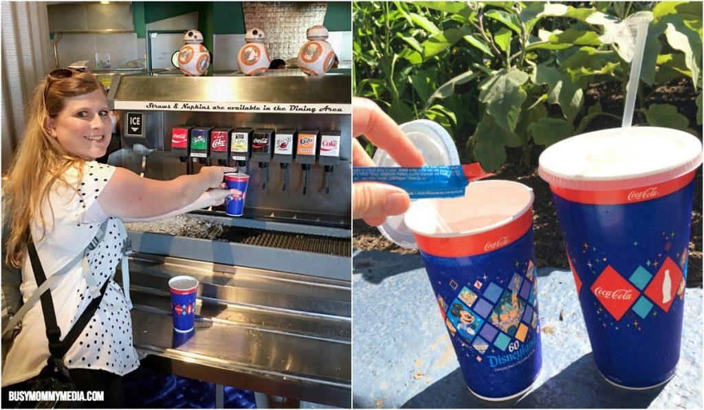 Save Money on drinks at Disneyland