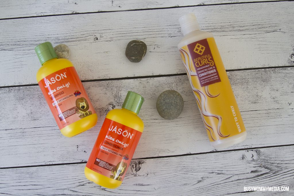 healthy hair care for kids