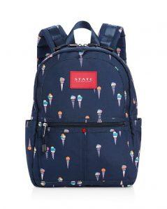 ice cream backpack for girls