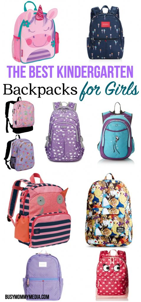 The Best Kindergarten Backpacks for Girls
